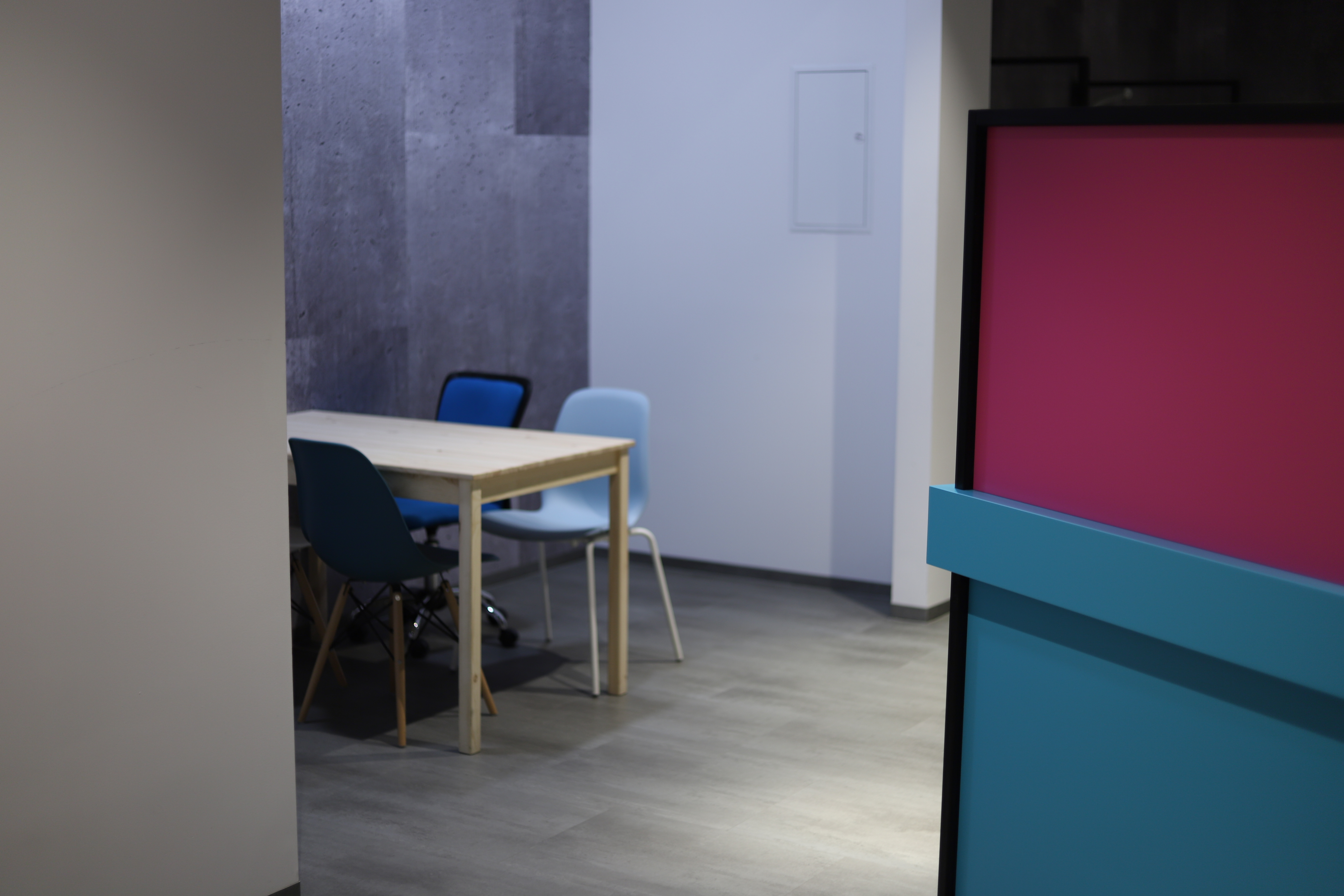 odwied coworking space przy fitness platinium bratys awska fitness platinium. Black Bedroom Furniture Sets. Home Design Ideas